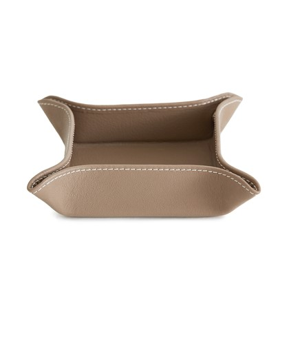 Leather tray Small
