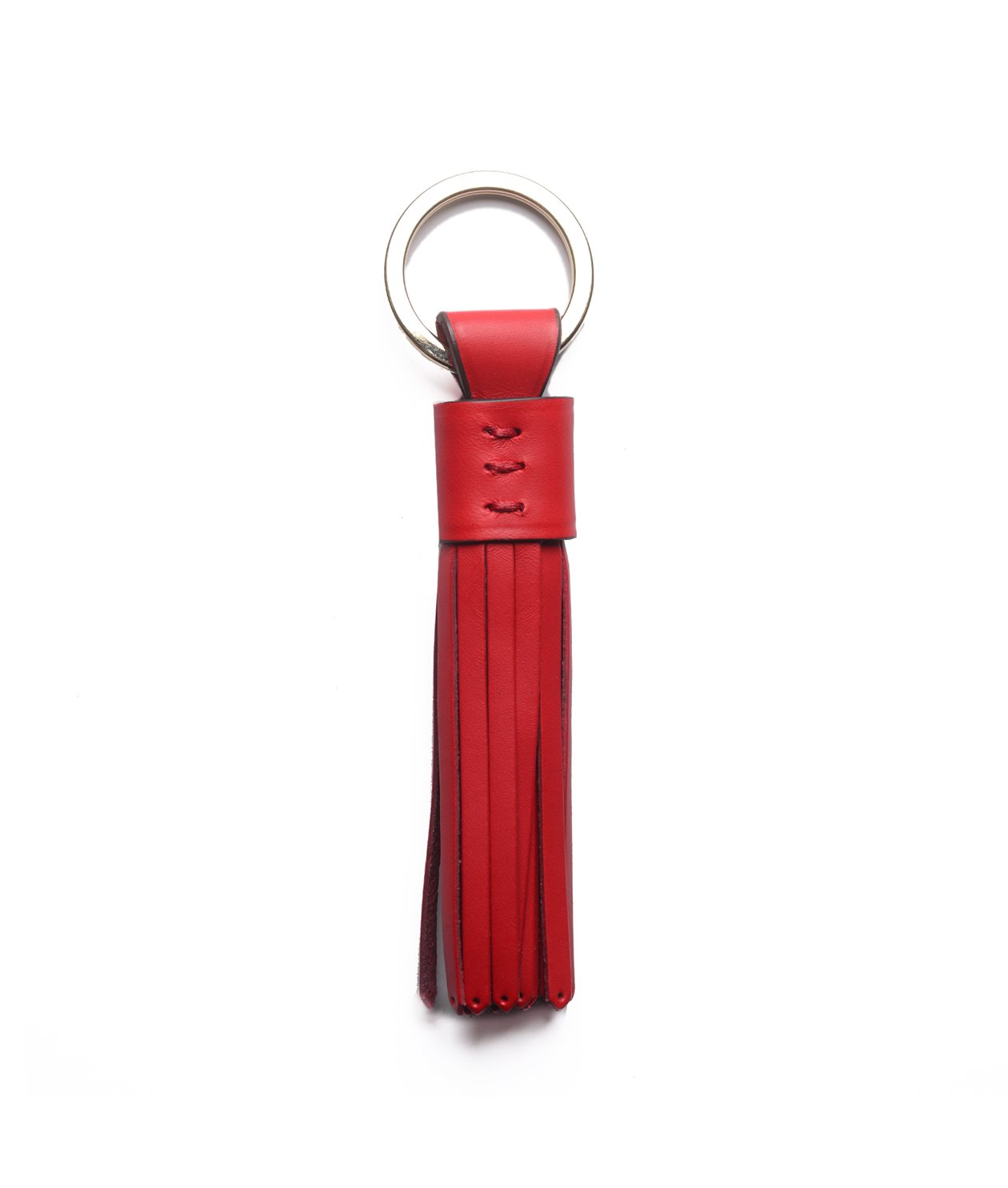 Palmgrens - Nyckelring Tofs Röd - Genuine handcrafted leather since 1896 e046e9970a1bb