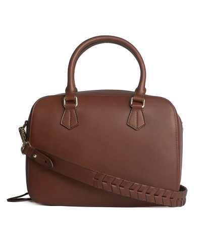 Bowling Bag with Equestrian strap