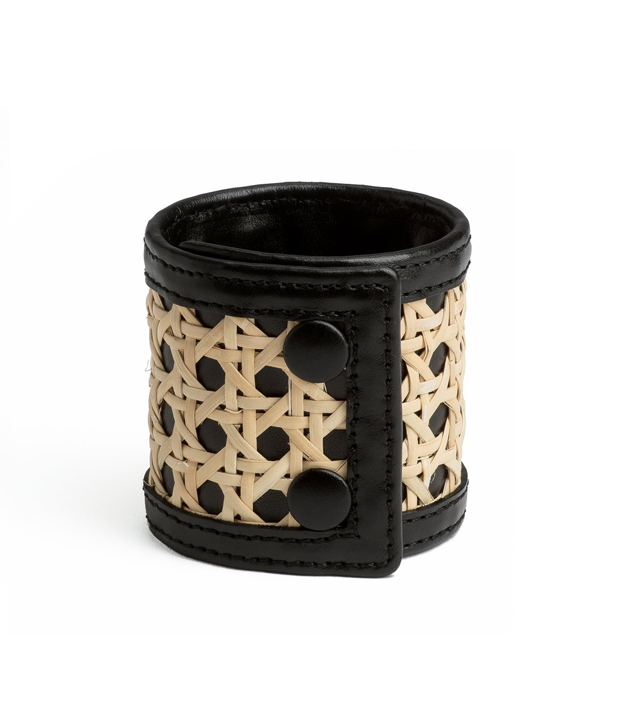 Palmgrens - Armband Rotting Svart - Genuine handcrafted leather ... e84be8111944e
