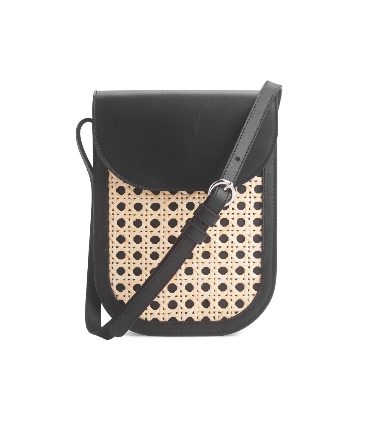 Palmgrens - EO Phone Bag Svart - Genuine handcrafted leather since 1896 35895c8be2ab6