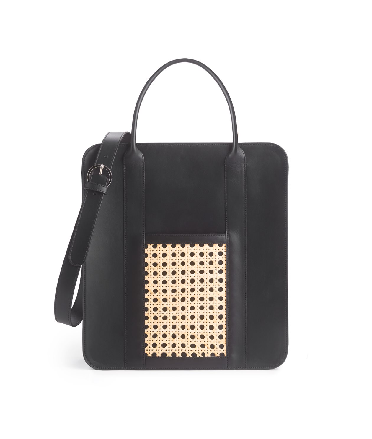Palmgrens - EO Tote Bag Svart - Genuine handcrafted leather since 1896 466c42643997c