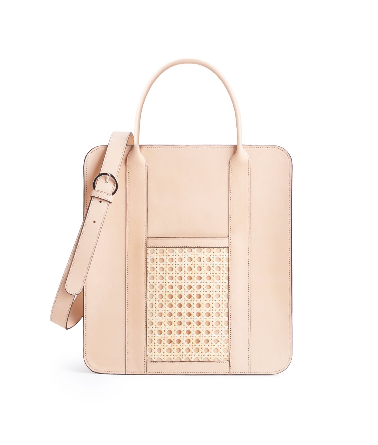 Palmgrens - EO Tote Bag Palm31 Ofärgad - Genuine handcrafted leather ... 79e8ee241695c