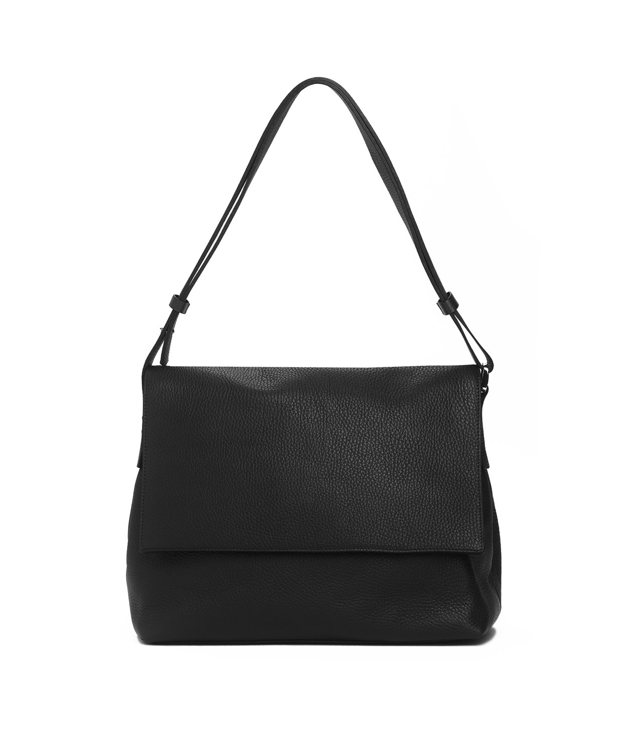 Palmgrens - Väska Grängad Svart - Genuine handcrafted leather since 1896 cdb1cda91fcb8