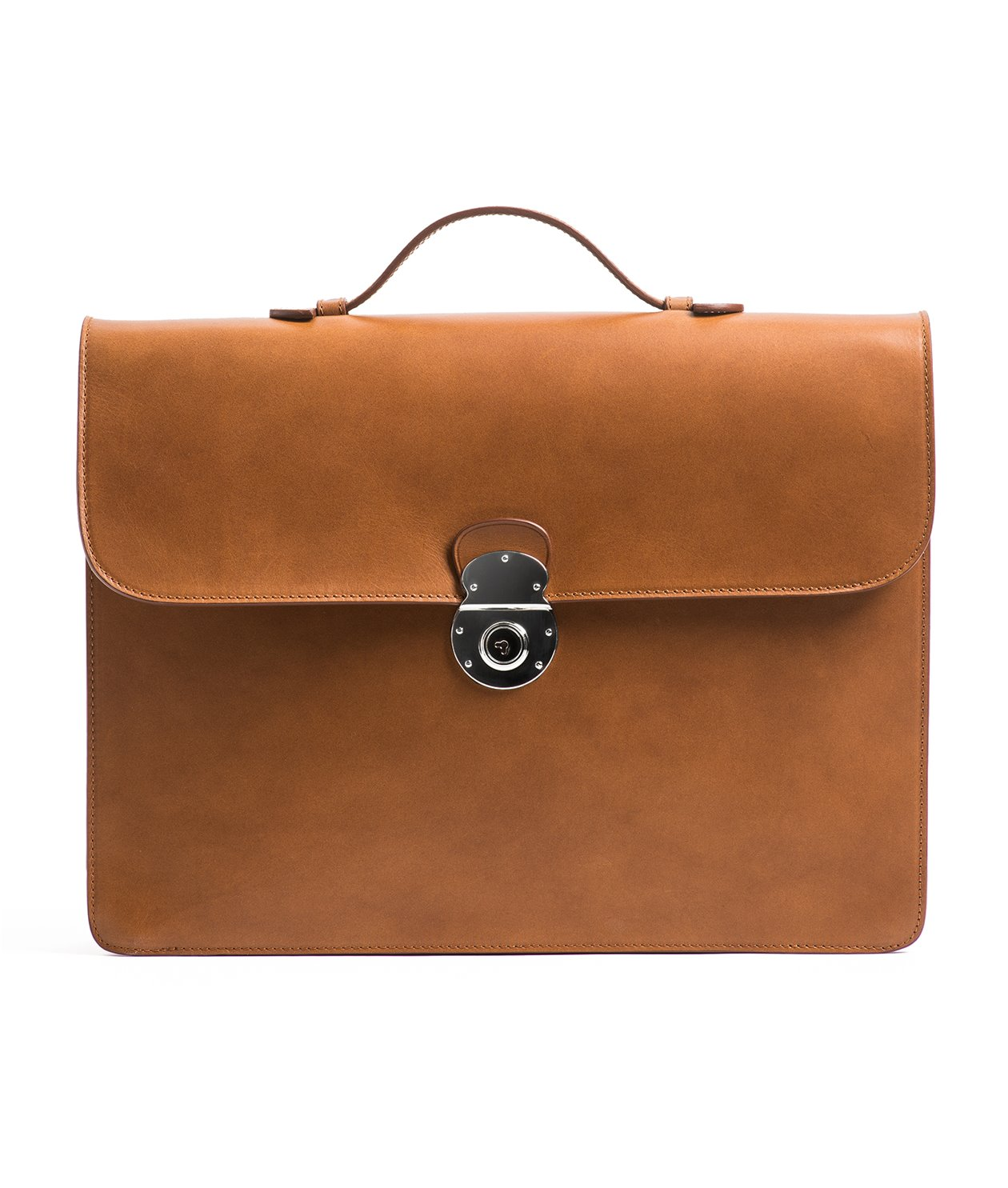 Palmgrens - Portfölj 1 Fack Natur - Genuine handcrafted leather ... 2297b7f23dd43