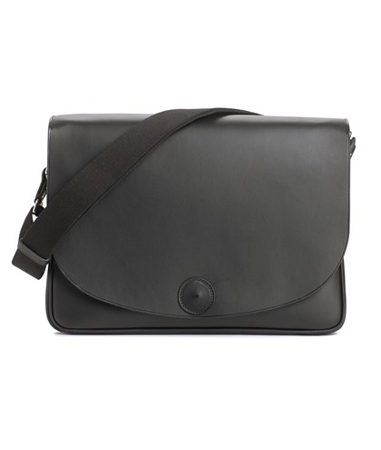 T.Sandell Messenger Bag Black