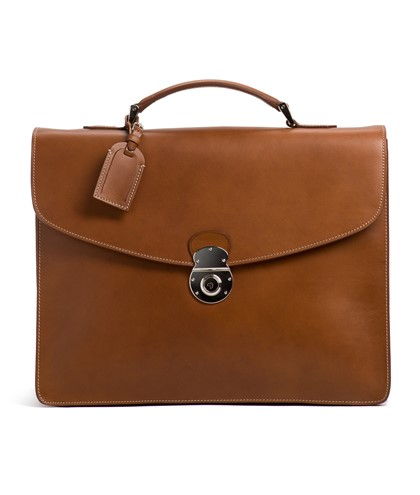 Briefcase with Two Compartments